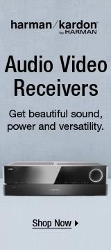 Audio Video Receivers