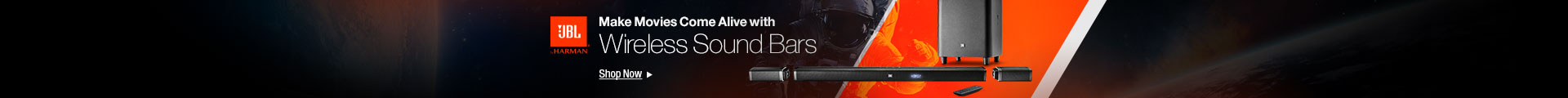 JBL Wireless Sound Bars