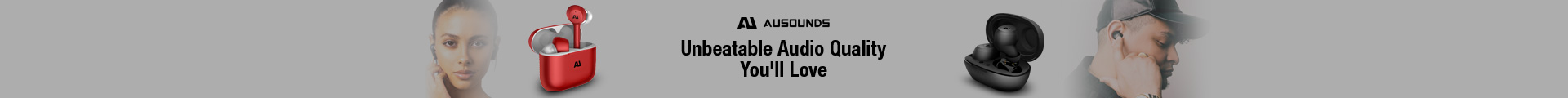 Unbeatable Audio Quality You'll Love