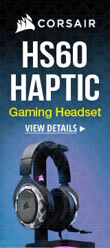 HS60 HAPTIC Gaming Headset