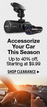 Accessorize Your Car This Season