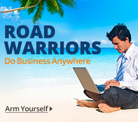 Road Warriors: Do Business Anywhere
