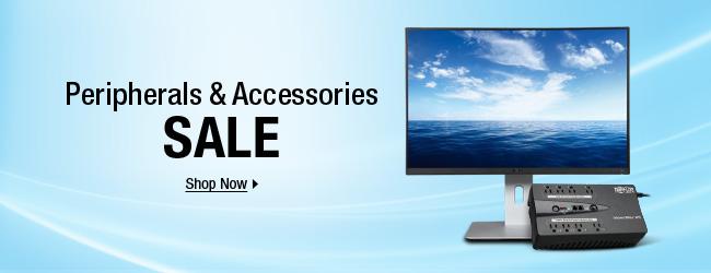 Peripherals & Accessories Sale