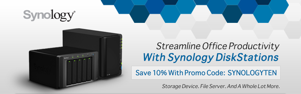 code promo synology