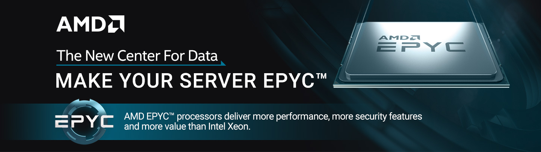AMD - EPYC™ Server Processor - NeweggBusiness com