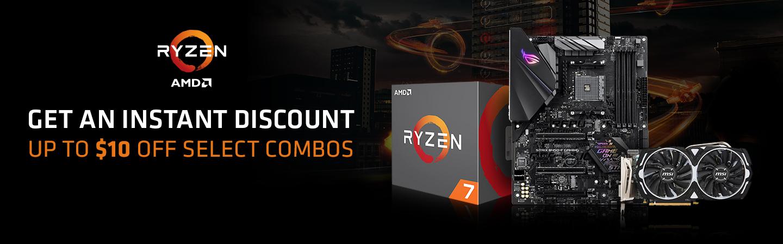 AMD Combos - $10 Off Select Combos - NeweggBusiness com
