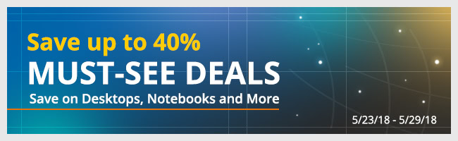 Deals to See - Save up to 40%