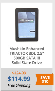 Mushkin Enhanced SATA SSD