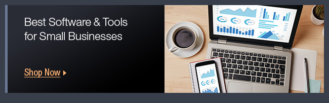 Best Software & Tools for Small Businesses
