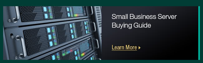 Smart Buyer - Small Business Server Buying Guide
