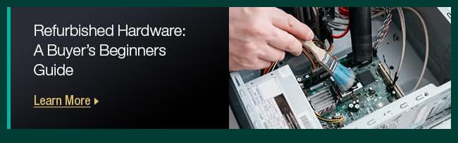 Smart Buyer - Refurbished Hardware: A Buyer's Beginners Guide