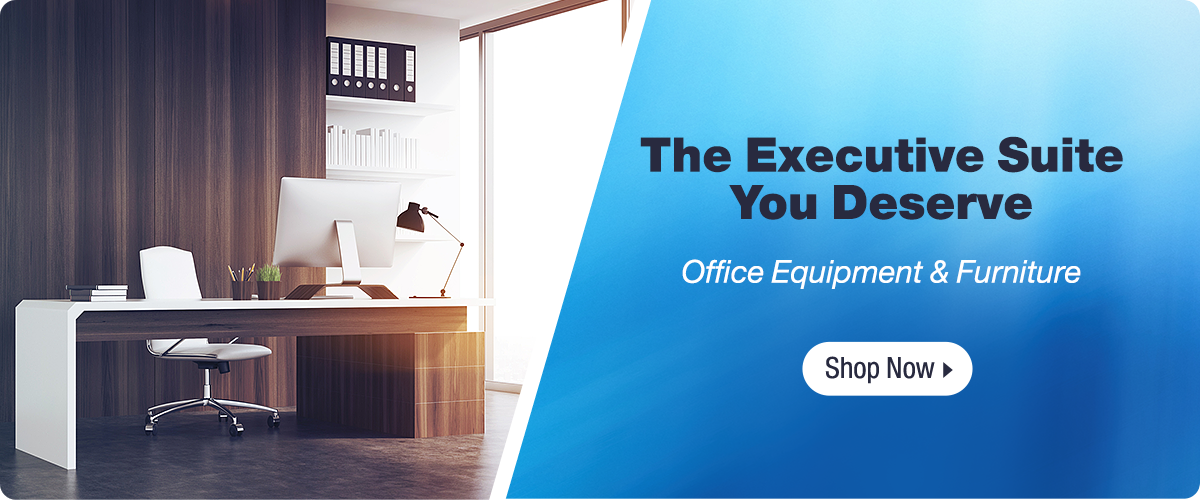 The Executive Suite You Deserve