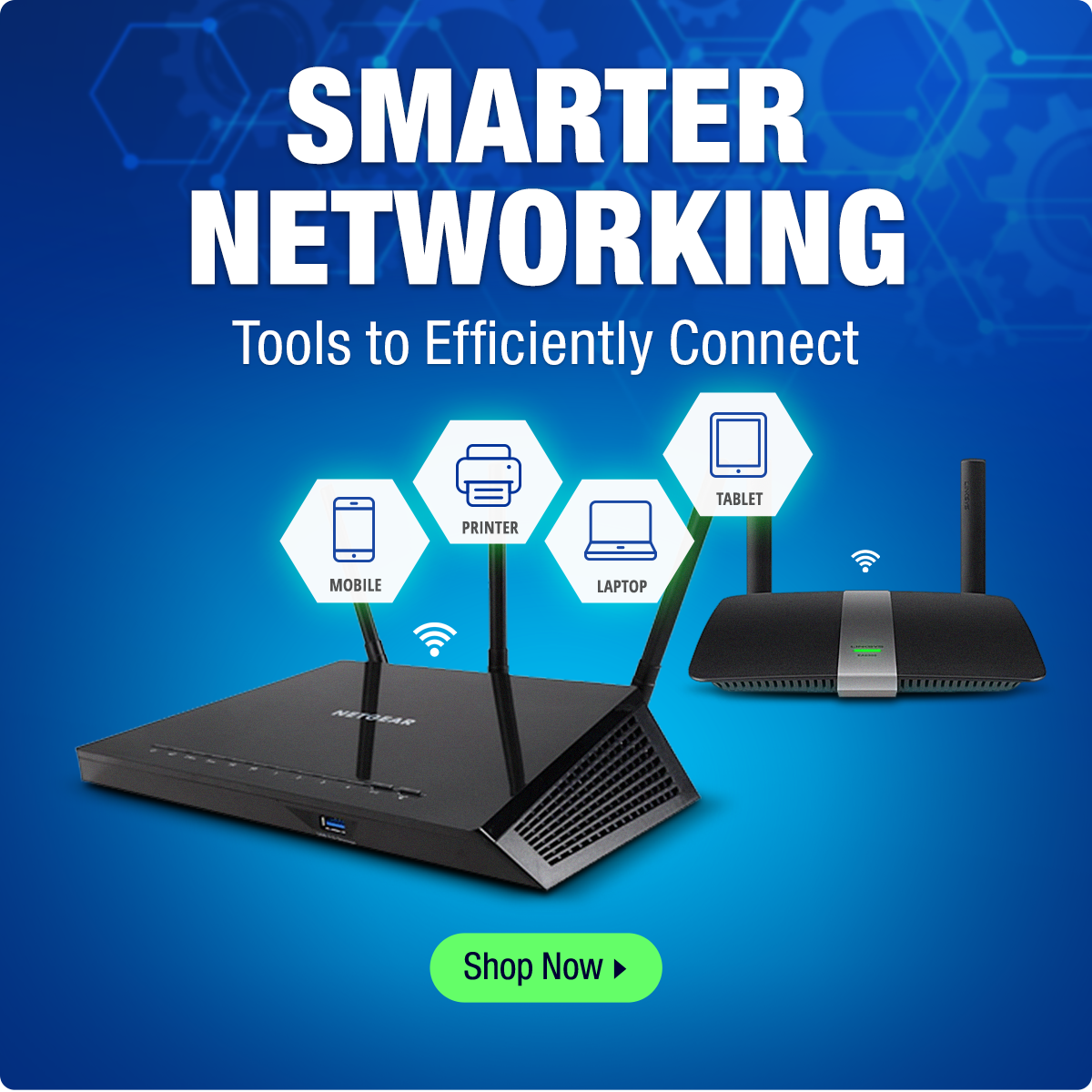 Smarter Networking | Tools to Efficiently Connect