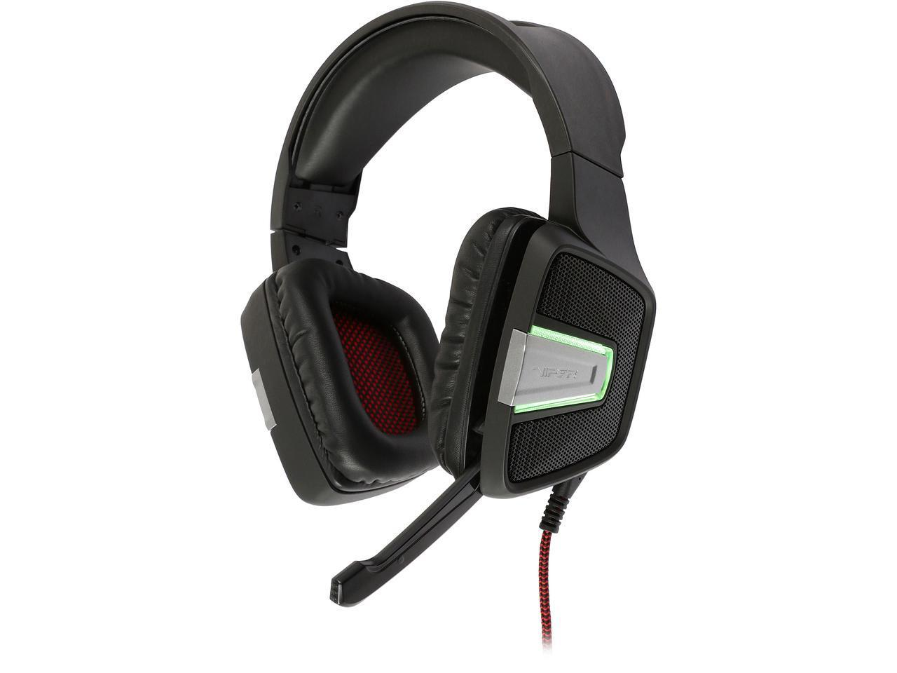 Patriot Viper Gaming V370 High Definition 7.1 Virtual Surround Gaming Headset Full RGB Colors
