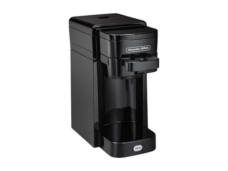 Proctor-Silex FlexBrew SingleServe Coffeemaker