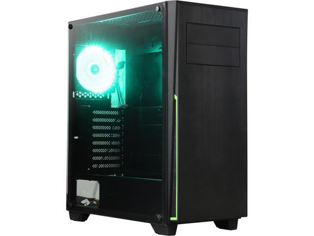 DIYPC DIY-G2-Tempered Computer Case