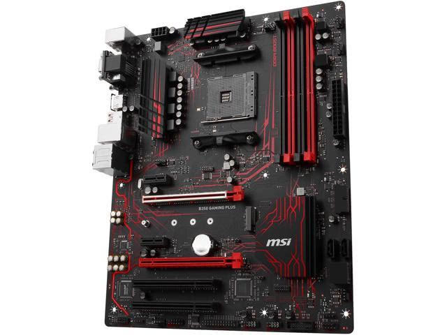 MSI B350 Motherboard