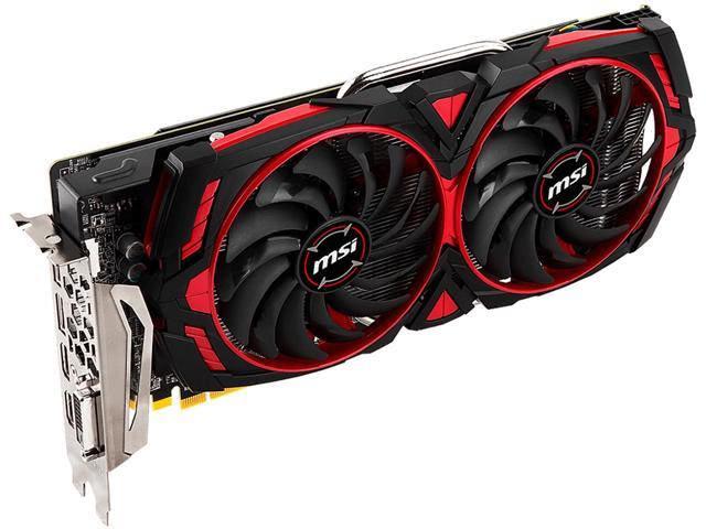 MSI Radeon RX 580 Video Card