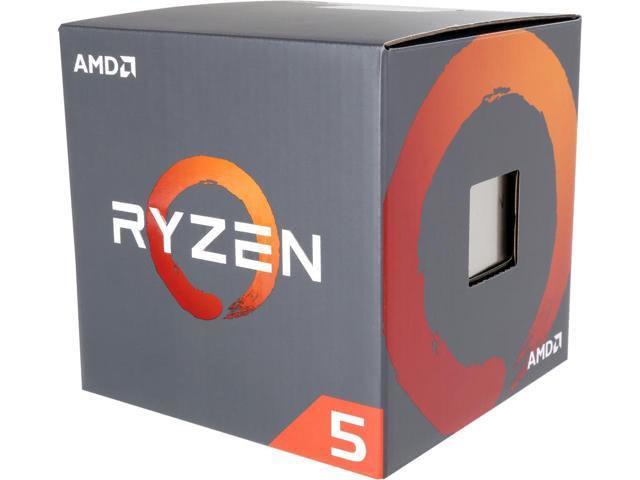 AMD RYZEN 5 Desktop Processor