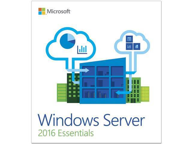 Microsoft Windows Server 2016 Essentials