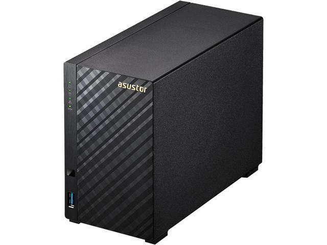 Asustor AS3202T 2-Bay NAS, Intel Celeron Quad-Core