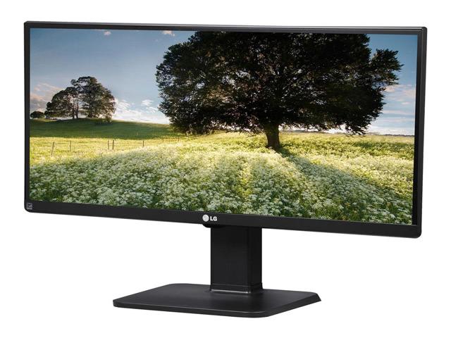 LG 29UB55-B Black 29in 5ms (GTG) IPS 21:9 UltraWide IPS LED Backlight LCD Monitor