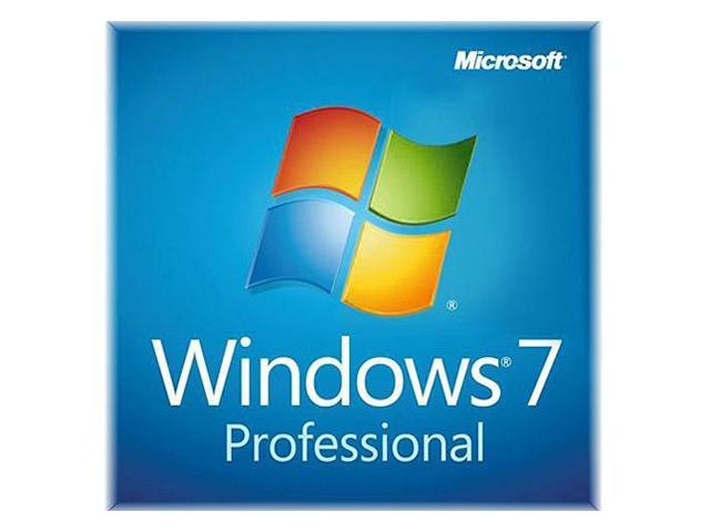Windows 7 Professional SP1 64-bit FQC-08289 Full Version OEM (Download)