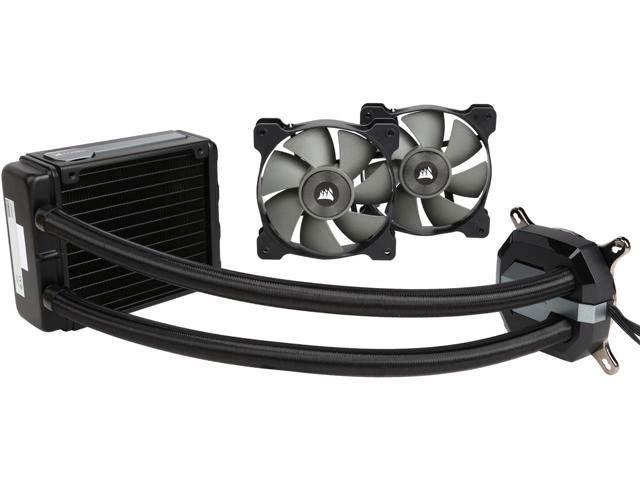 Corsair Hydro Series H80i V2 Water / Liquid CPU Cooler