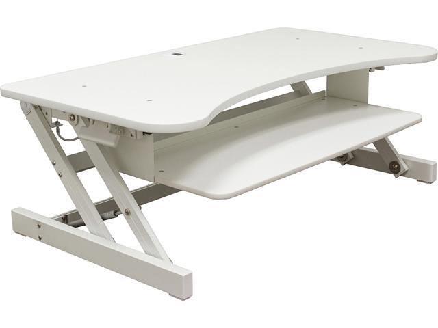 Lorell LLR99902 Deluxe Adjustable Desk Riser