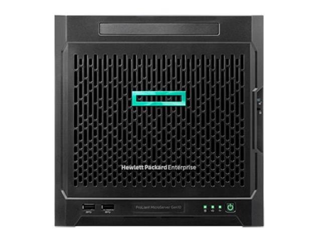 HPE ProLiant MicroServer Gen10 Ultra Micro Tower