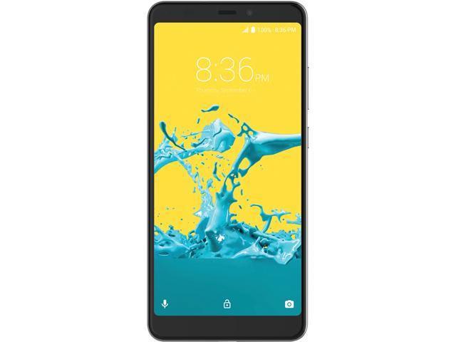 ZTE Blade Max 2s 4G LTE Unlocked Smartphone