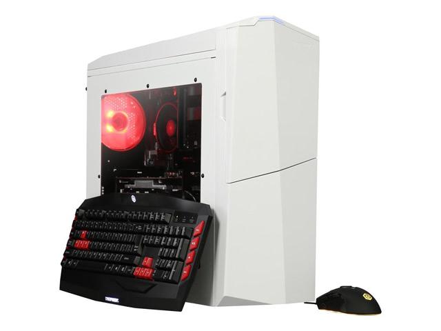 CyberpowerPC Gaming Desktop Gamer Master 2065 Ryzen 5 2nd Gen 2600 (3.40 GHz)