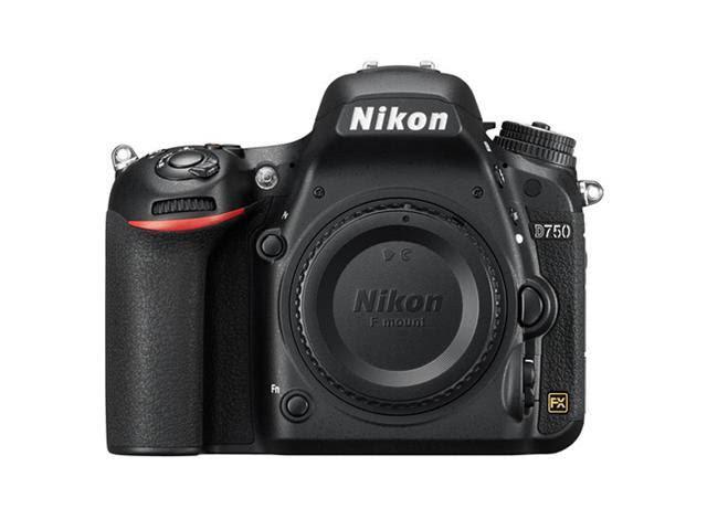 NEW Nikon D750 Digital SLR Camera