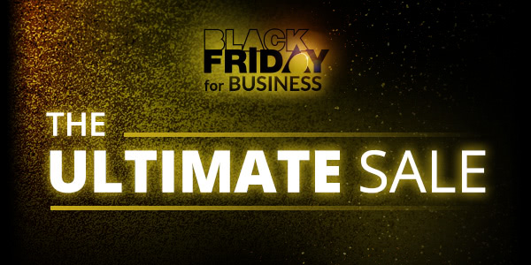 Black Friday Week for Business