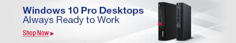 Windows 10 Pro Desktops