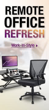Remote office refresh