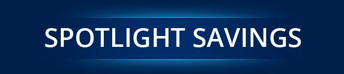 Spotlight Savings