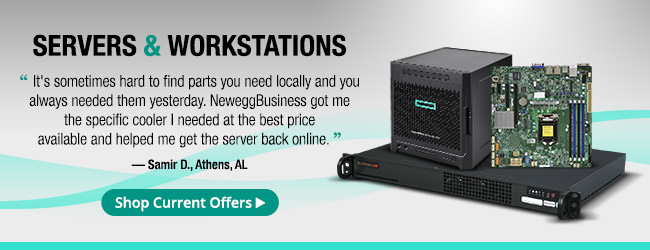 Servers and Workstations
