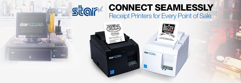 Star Micronics Receipt Printers - NeweggBusiness com