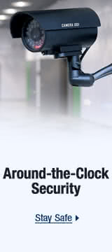 Around-the-Clock Security