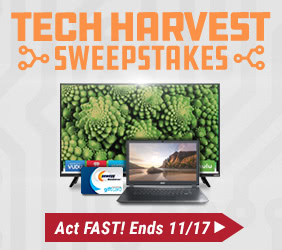 October Sweepstakes