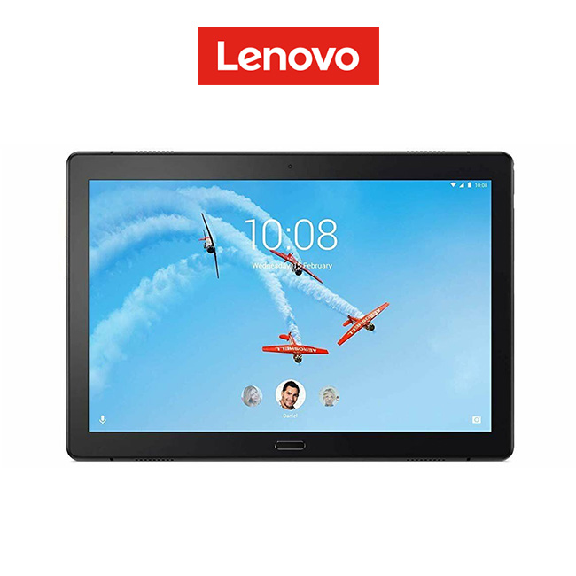 Lenovo Smart Tab 64 GB, Black 10.1in