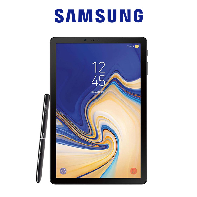 Samsung Galaxy Tab S4 256 GB, Black 10.5in