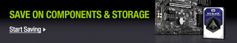 Save on Components & Storage