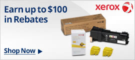 Earn up to $100 in Rebates