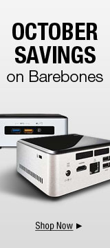 October savings on Barebones