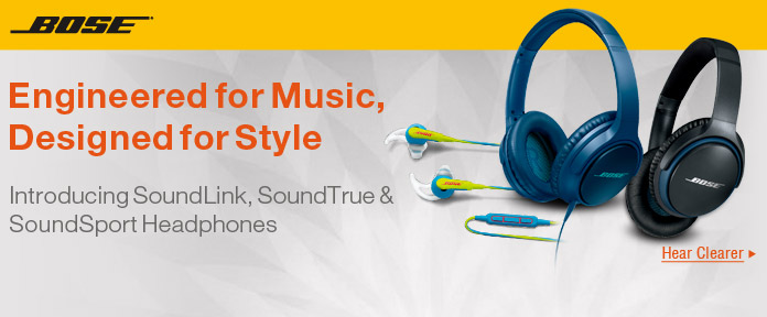Engineered for Music, Designed for Style