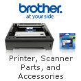 Brother Printer,Scanner Parts, & Accessories