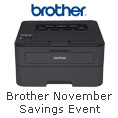 Brother November Savings Event