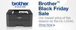 Brother Black Friday Sale